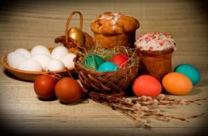 Когда красить яйца и святить куличи
