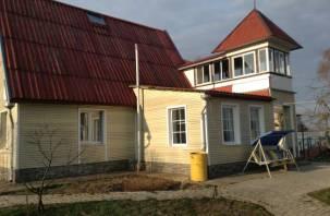 В Вяземском районе воры обворовали дачу москвича