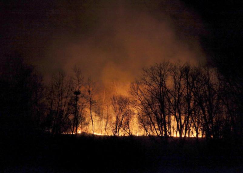 В МЧС предупреждают смолян о сильной пожарной опасности