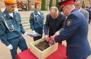 Смоленск и Ельня приняли «Дорогу Памяти»