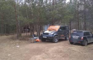 Поисковики просят помощь в опознании тела, найденного в Пасовском лесу