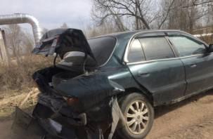 Серьезная авария произошла возле ТЭЦ в Смоленске