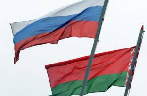 Россияне не хотят объединяться с Белоруссией