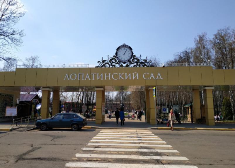 В Смоленске появляется новый арт-объект в Лопатинском саду