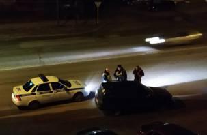 Смолянина поймали на машине с фальшивыми правами