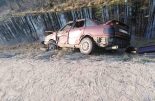Пьяные покатушки с погоней в Починковском районе. Смолянина нашли спустя двое суток в болоте