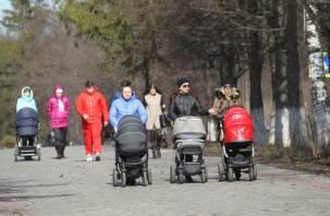 Россиянки стали поздно рожать