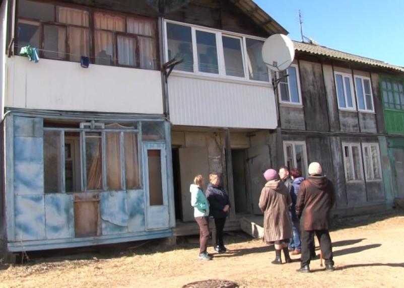 Знаменитый фанерный дом в поселке Гусино снова признан аварийным