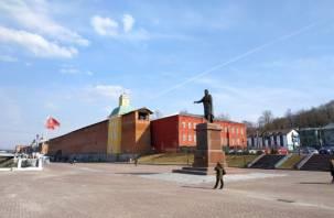 В Смоленске на набережной поднимут флаг Пограничных войск