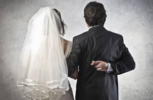 В каких регионах России стали меньше жениться