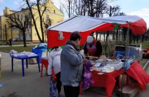 Ярмарочное эхо. Задержан начальник отдела потребительского рынка Смоленска