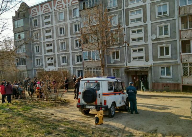 Андрей Борисов: Опасности для жильцов дома нет