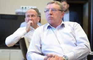 Бывший гендиректор «Бахуса» избран вице-президентом Союза биатлонистов России