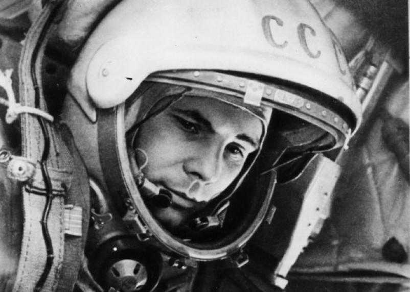 Найдена утерянная видеозапись полета Юрия Гагарина в космос