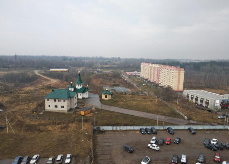 В «спальном» микрорайоне Смоленска хотят построить еще одну церковь