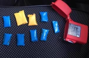 Смолянка попалась на наркоторговле в Брянске