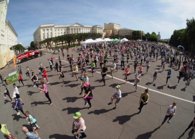 На «Зелёном Марафоне» готовятся установить рекорд России