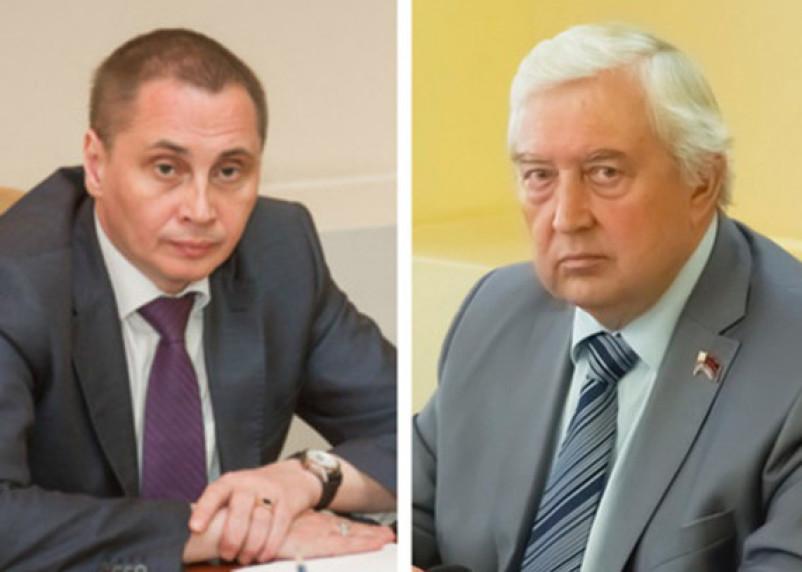 Борисов – поднялся, а Сынкин – опустился. Медиарейтинг городских руководителей ЦФО