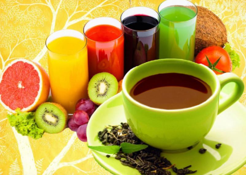 Напитки, которые вполне могут заменить бодрящий кофе