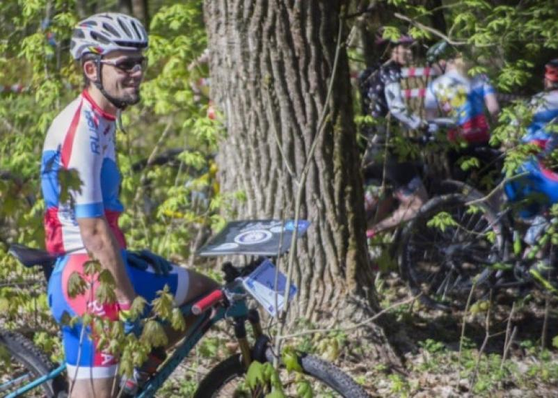 В Смоленске прошел Кубок России по спортивному ориентированию на велосипедах