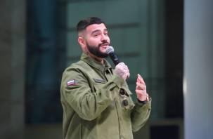 Гламурные патриоты: бренд Тимати представил одежду для армии