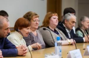 Потомки участников штурма Рейхстага встретились в Томске