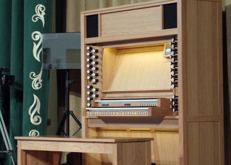 В Смоленской филармонии состоялось открытие концертного органа
