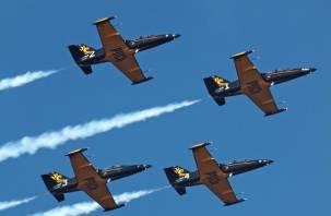 Смоленская пилотажная группа «Русь» в День Победы выступит в Свердловской области