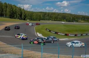 На «Смоленском кольце» соревнуются белорусские гонщики