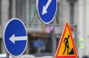 В Смоленске пять месяцев будет царить транспортный хаос