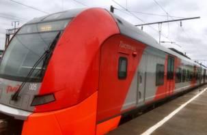 Названо условие поездок на «Ласточках» из Смоленска в Минск