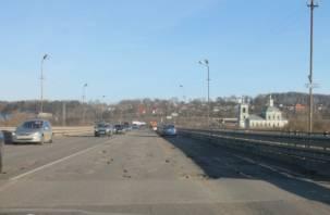 Ищите пути объезда: в Смоленске начинают ремонт на Крестовоздвиженском мосту