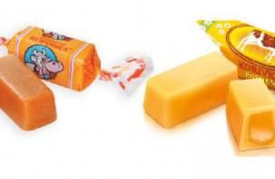 Почти все конфеты «Коровка» попали в Чёрный список