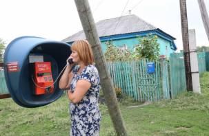 Жители сёл смогут звонить с таксофонов бесплатно по всей России