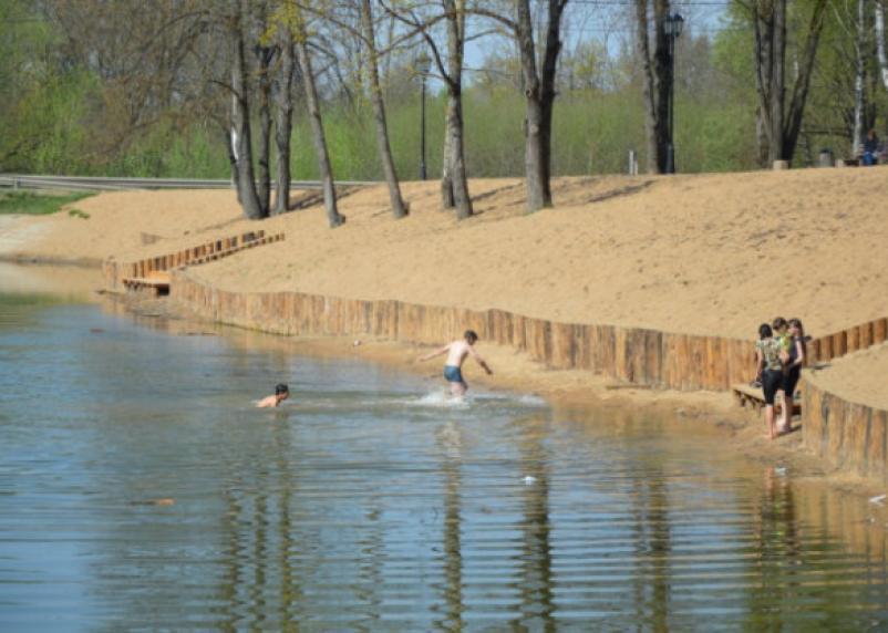 В МЧС назвали главную причину гибели людей в смоленских озёрах