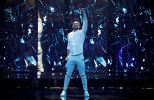 Сергей Лазарев прошел в финал международного конкурса песни «Евровидение»