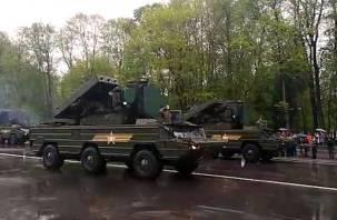 Видеорепортаж с генеральной репетиции Парада Победы в Смоленске