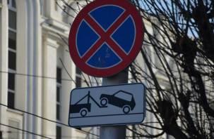 Сегодня эстафета Победы остановит в центре Смоленска движение