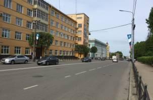 Смолянин получил штраф за дебош в здании УМВД