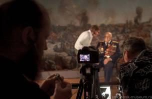 В Смоленске идут съёмки о ветеранах Великой Отечественной войны