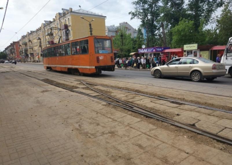 В Смоленске появятся трамваи-челноки. Разворачиваться будут на площади Победы