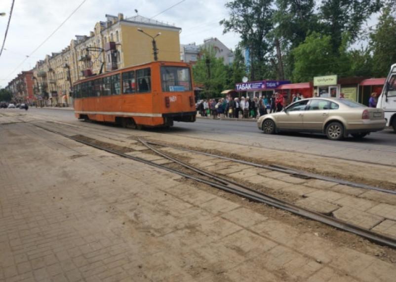 Уточнение по прекращению движения трамваев в Смоленске
