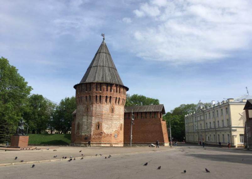 Громовую башню в Смоленске отремонтируют за 51 миллион
