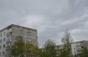 Пятница в Смоленской области будет дождливой