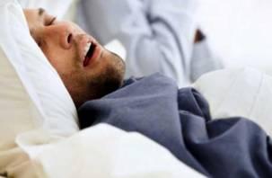 Остановка дыхания во сне может предупреждать о развитии онкологии
