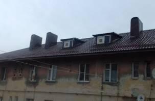 Опять недоделки. Активисты выявили недочёты капремонта в Смоленской области