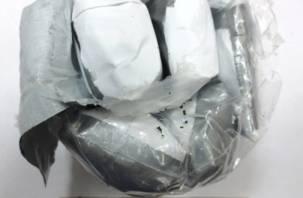 Смолянин попался с 10 кг наркотиков в Сургуте. Грозит 20 лет тюрьмы