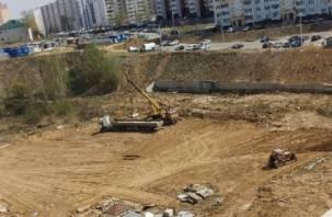 До конца года планируют открыть два детских сада с яслями  в Смоленске и Смоленском районе