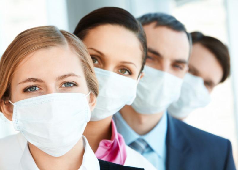 В РФ предлагают ограничить ношение медицинских масок