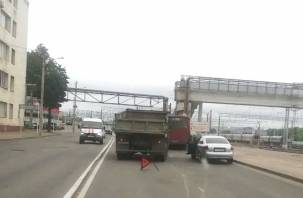 «Объезд по встречке». В Смоленске на Витебском шоссе произошло ДТП